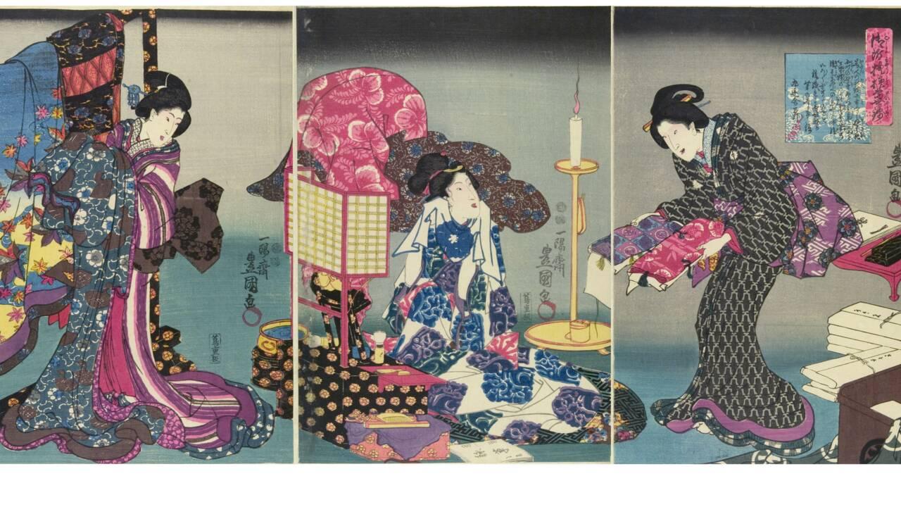 Londres : des samouraïs aux Jedi, mille déclinaisons de kimono s'exposent au Victoria and Albert Museum