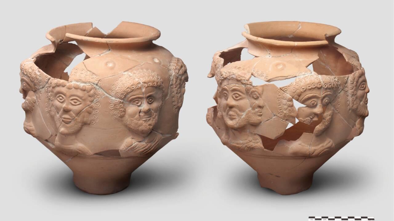 Des archéologues révèlent les ruines d'un quartier artisanal antique à côté de Valenciennes