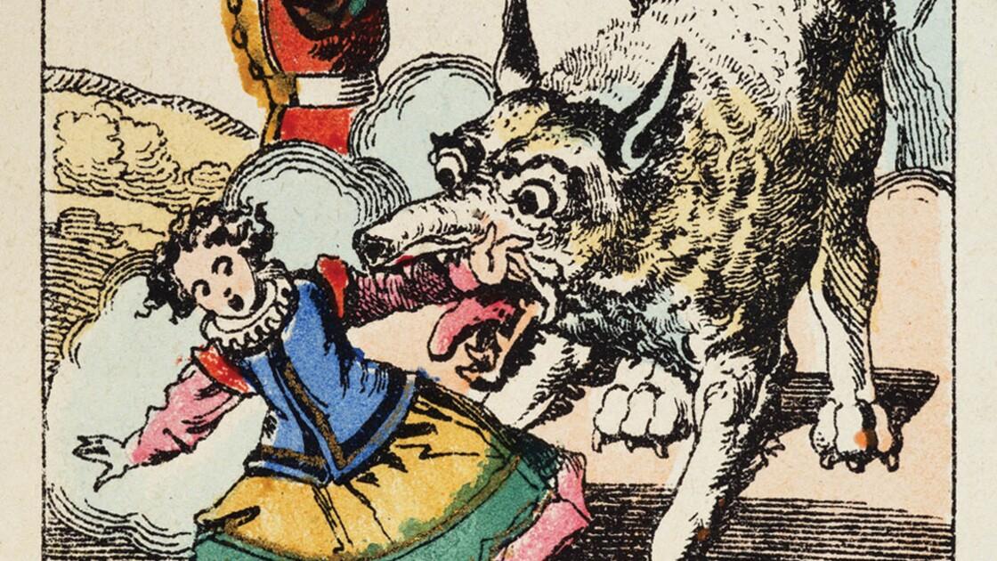 Histoire du loup en France, entre peur et fascination