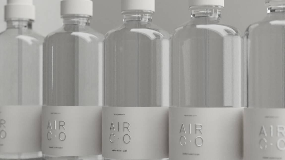 Face au coronavirus, une distillerie produit du gel hydroalcoolique avec du CO2