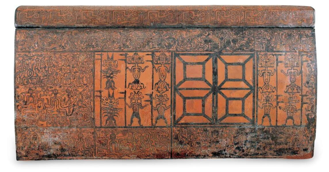 Le musée provincial du Hubei, à Wuhan, en Chine