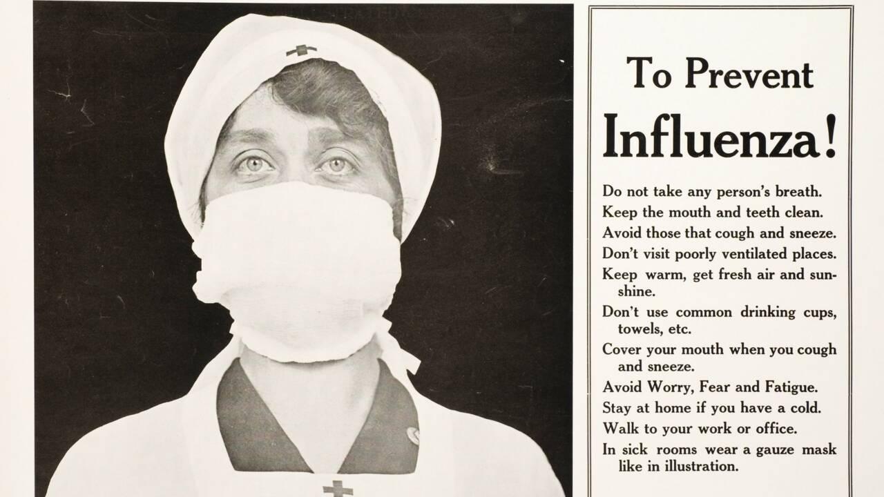 Covid-19, Ebola, peste noire… nos sociétés face aux maladies, avec l'historien Frédéric Vagneron
