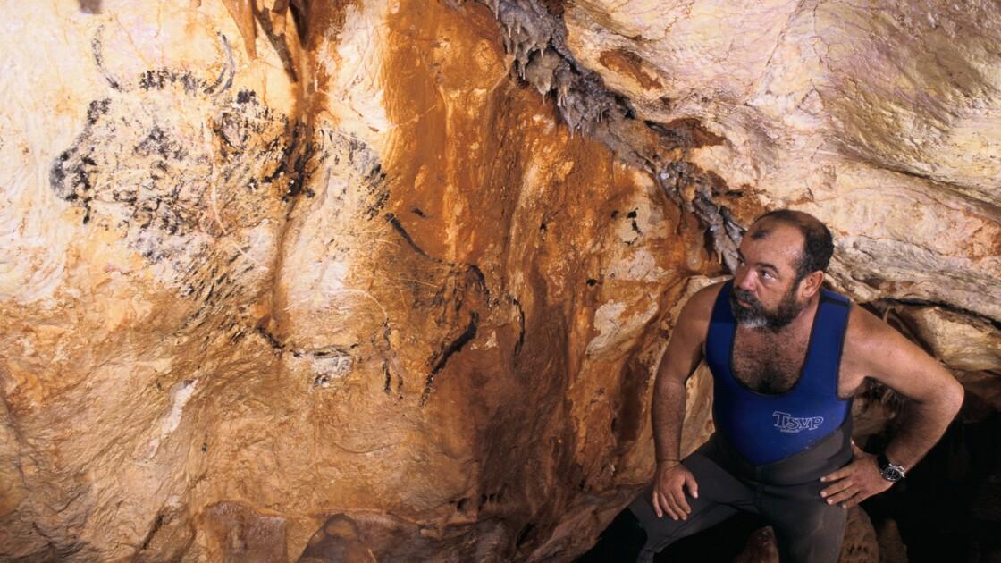 Henri Cosquer, découvreur d'une grotte sous-marine, passé de l'ombre à la lumière