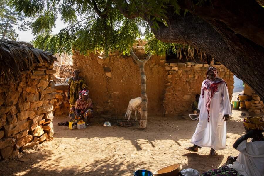 Un haut lieu de la culture dogon