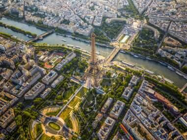 Paris à la verticale