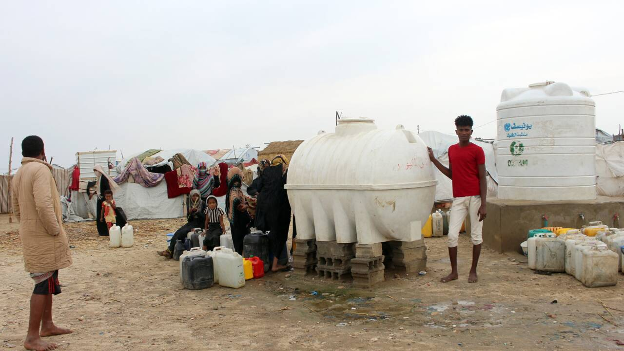 Se laver les mains? Un luxe pour des millions de Yéménites