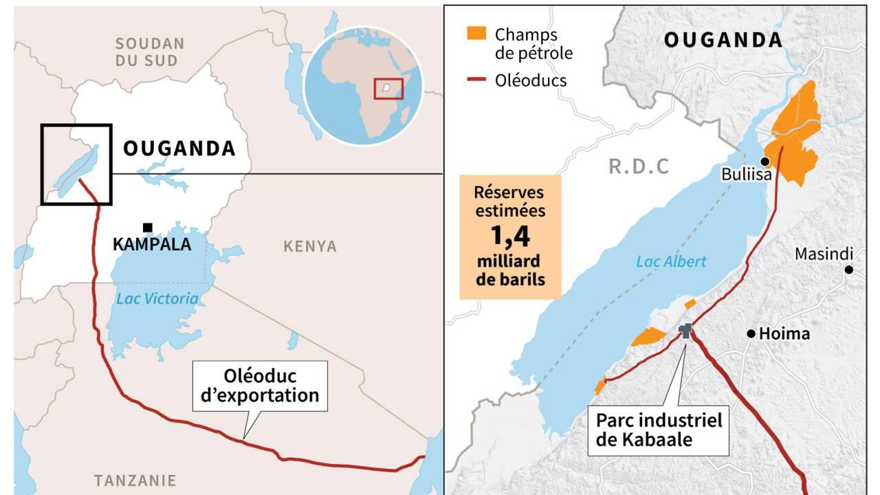 Ouganda: les infortunes de l'exploitation pétrolière