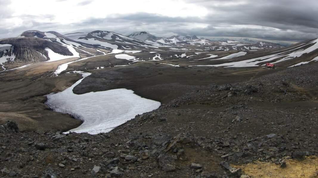 Landmannalaugar, au sud de l'Islande