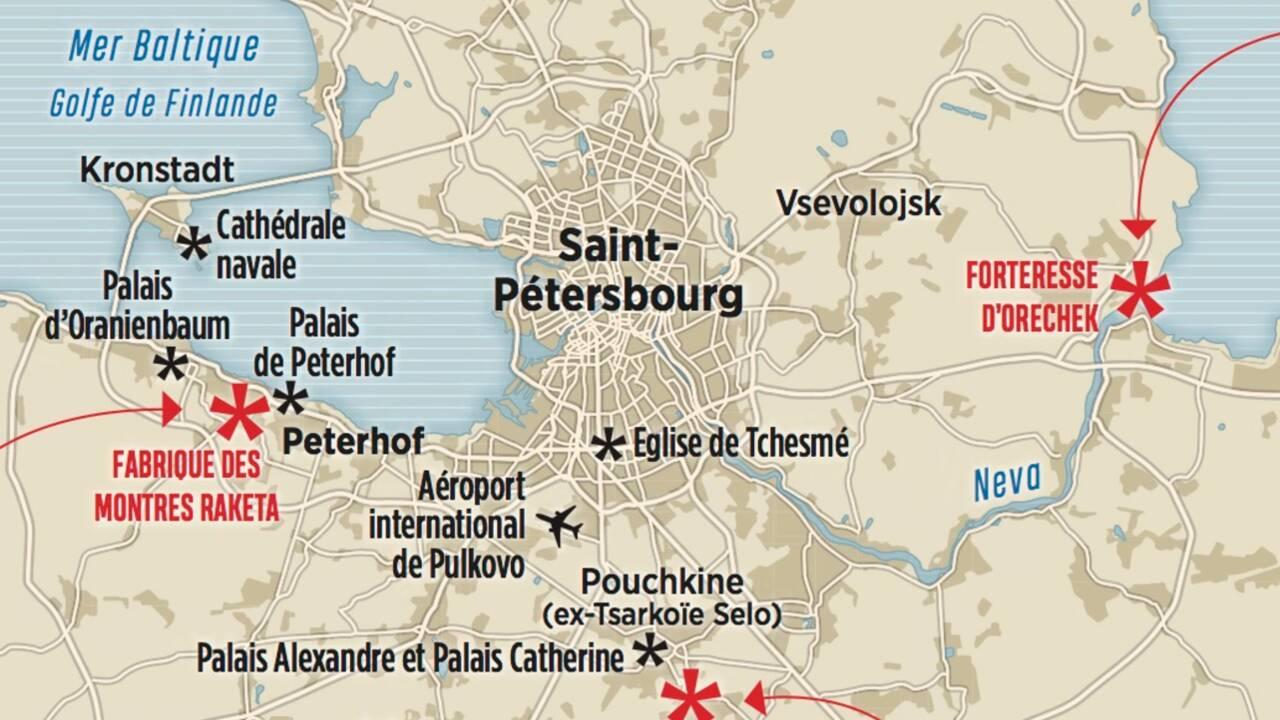 Saint-Pétersbourg : quatre escapades à moins de deux heures de la capitale des tsars