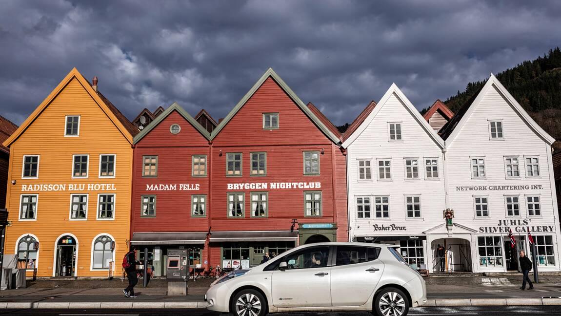 La Norvège, cette nation verte qui s'est bâtie sur le pétrole