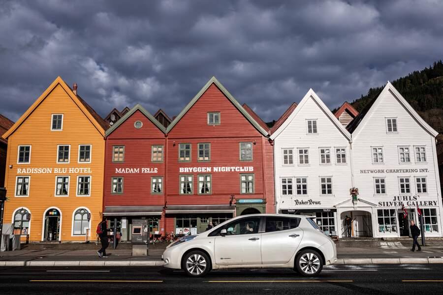 Un pays en avance sur les voitures électriques