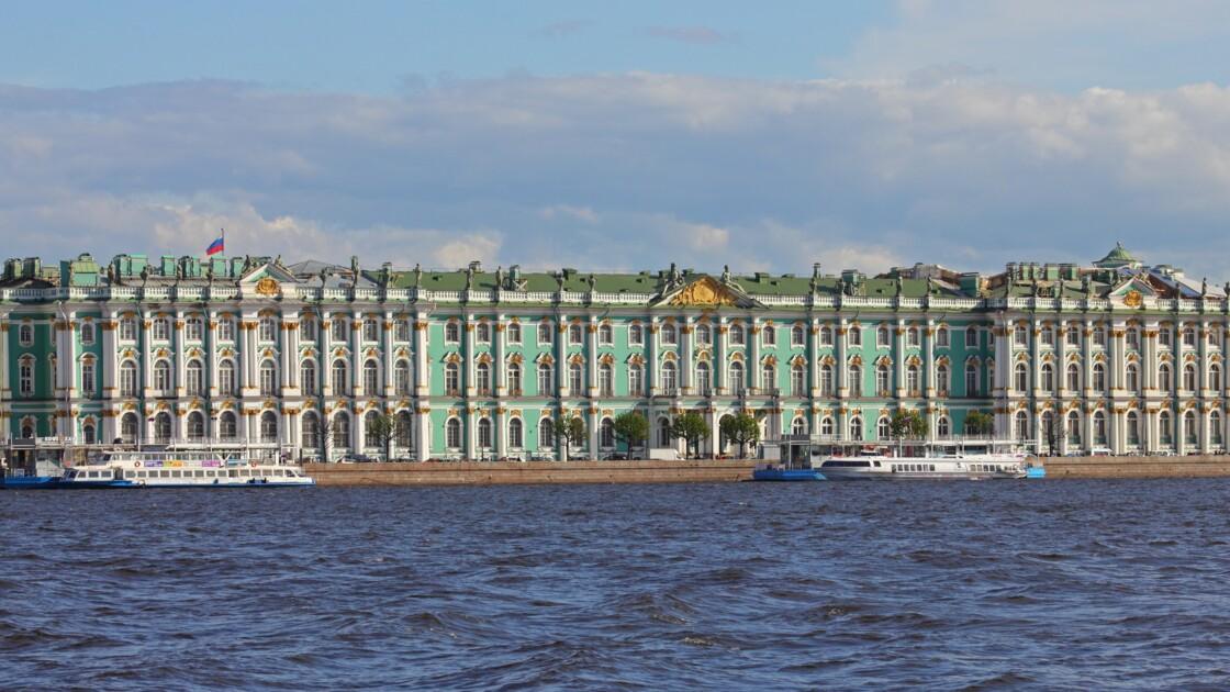 Saint-Pétersbourg : le musée de l'Ermitage côté coulisses