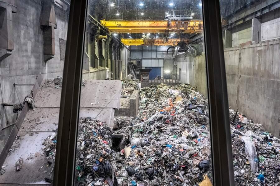 Traitements des déchets