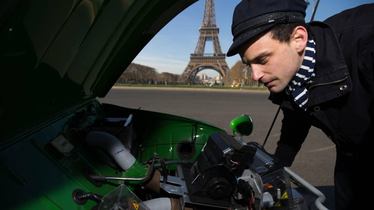 La conversion de voitures thermiques en électriques désormais autorisée en France