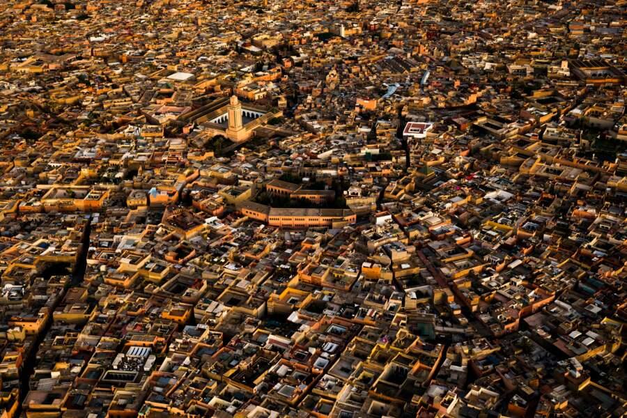 Marrakech, ville touristique par excellence
