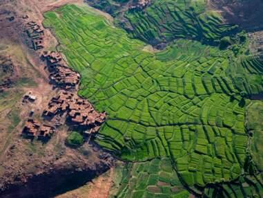Le Maroc vu du ciel par Yann Arthus-Bertrand : une beauté tranquille
