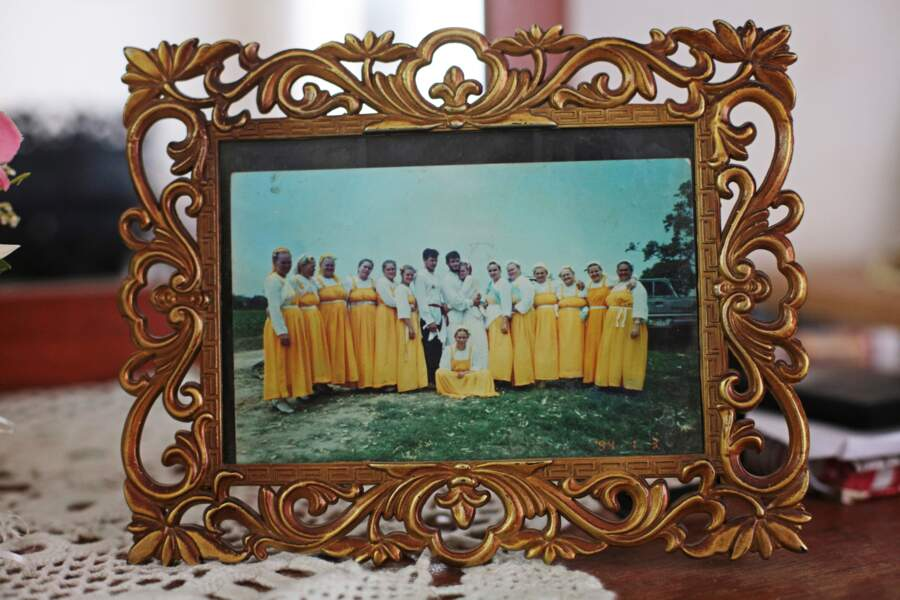Mariage entre orthodoxes