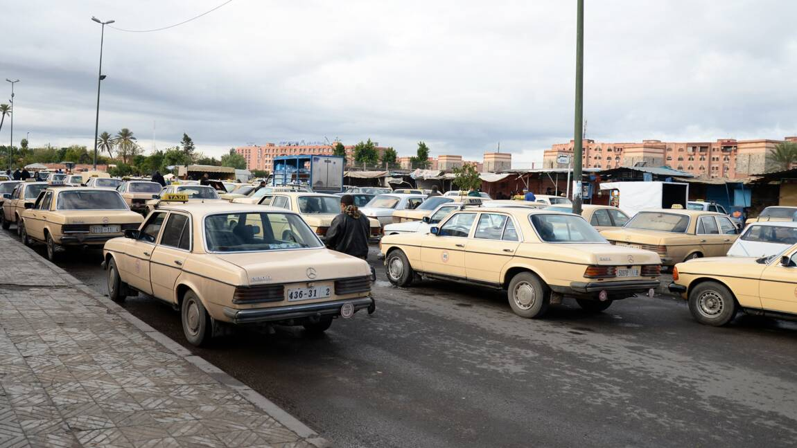 Taxis au Maroc, mode d'emploi
