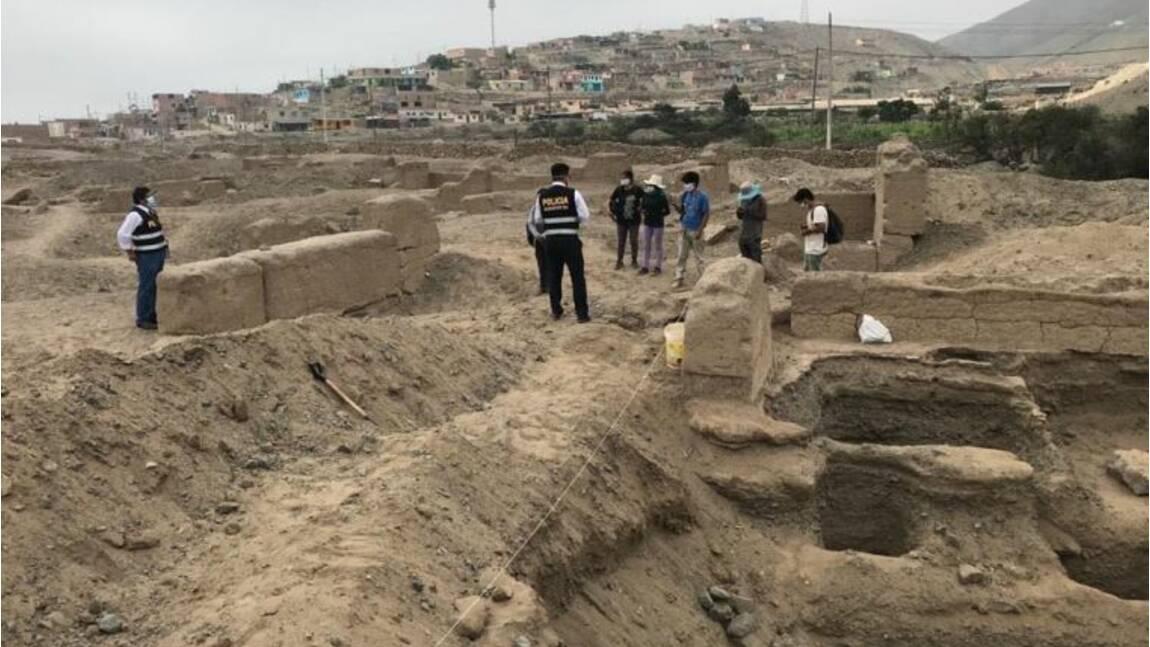 Au Pérou, un archéologue et ses élèves arrêtés car ils menaient des fouilles pendant le confinement