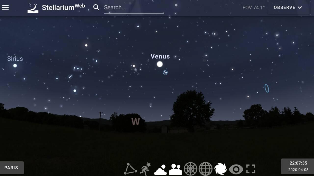 Confinement : comment observer les étoiles depuis chez soi