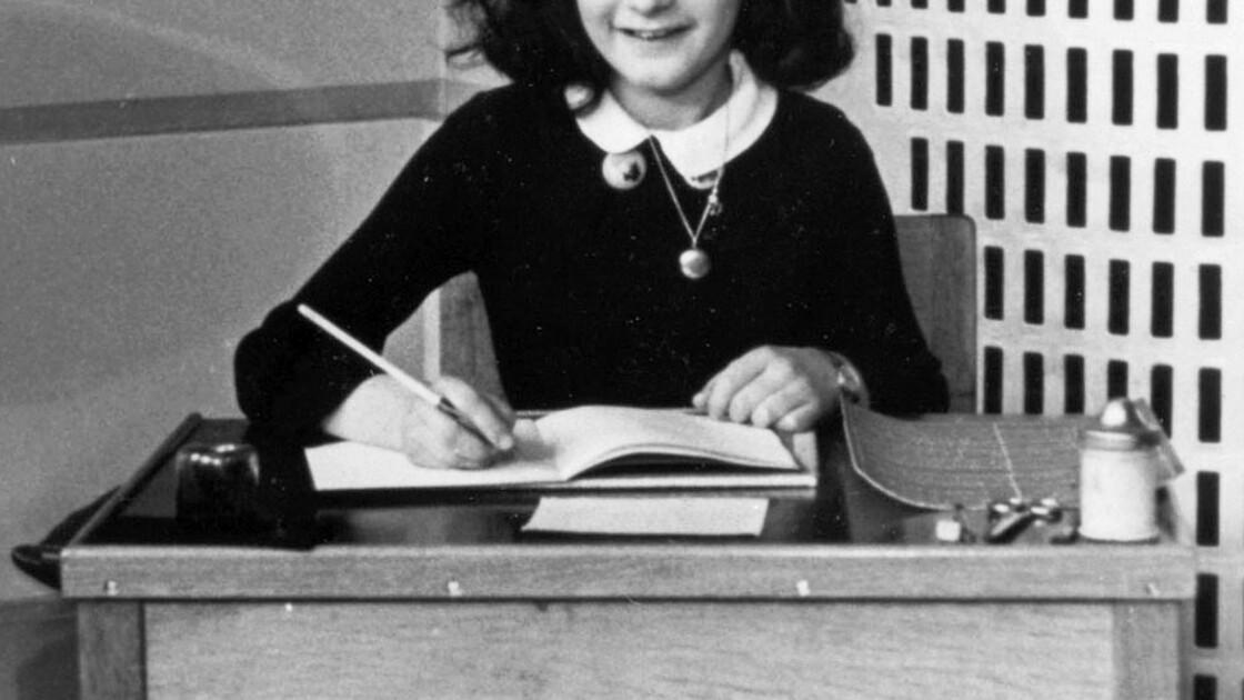75 ans après la mort d'Anne Frank, son journal reste pertinent auprès des jeunes générations