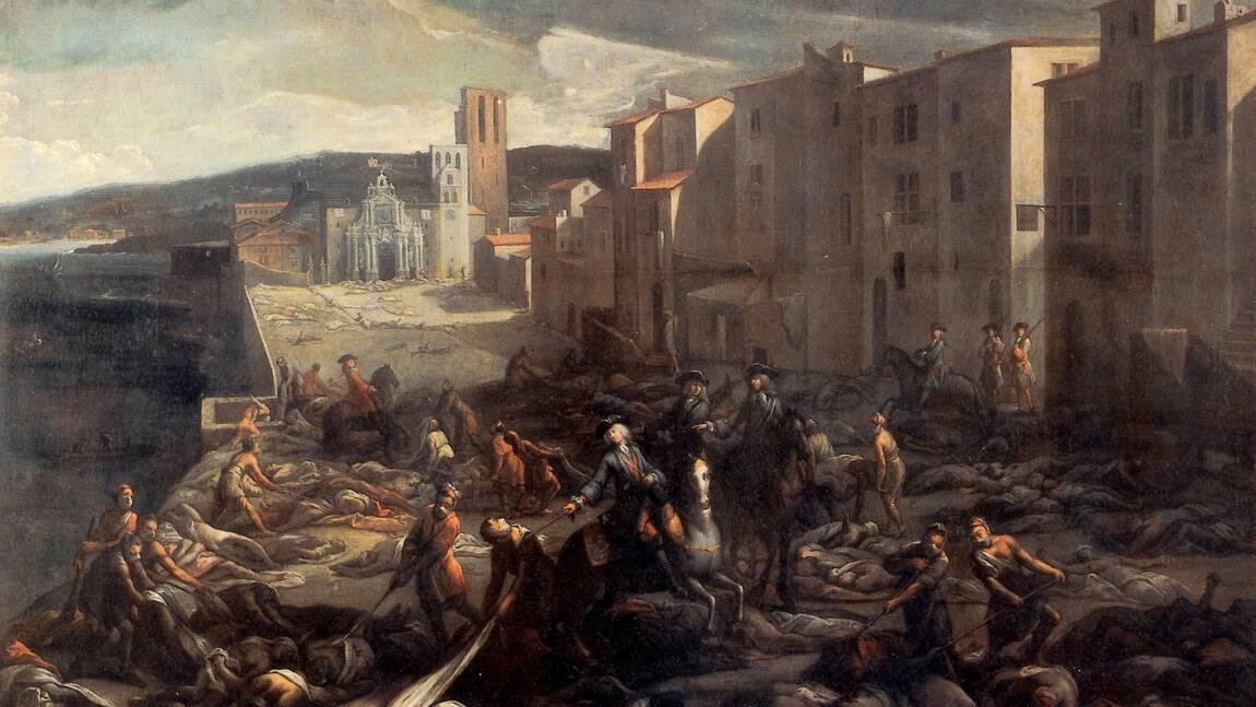 De la peste noire au coronavirus: la religion catholique face aux épidémies