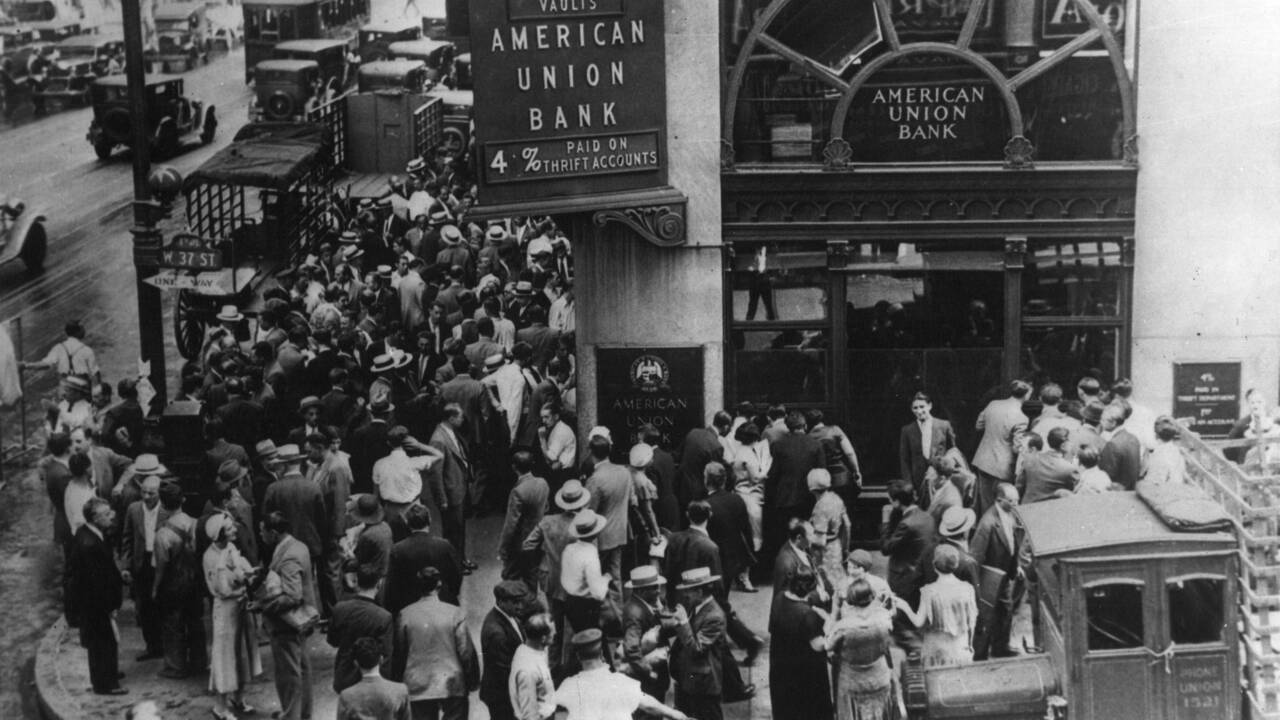 Grande Dépression : du Krach de Wall Street à la Seconde guerre mondiale un traumatisme dans les années 1930