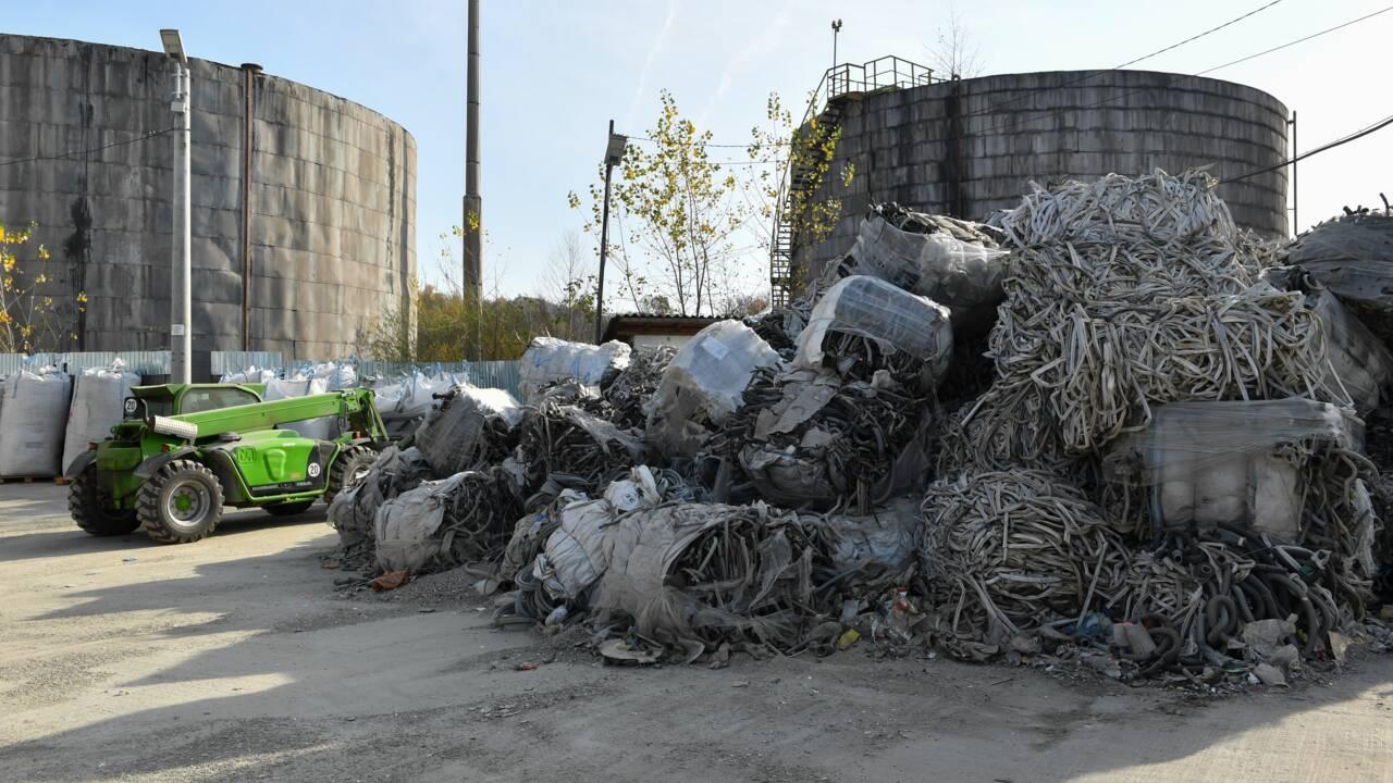L'Europe orientale s'inquiète d'une recrudescence du trafic de déchets