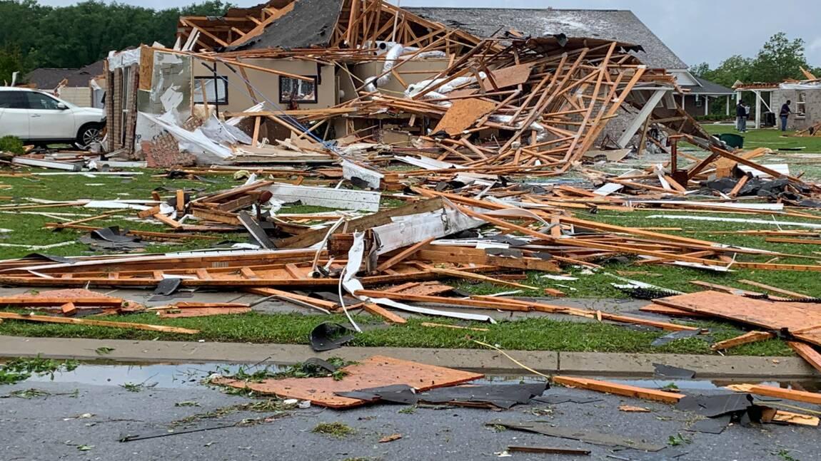 Des tornades font plus de 30 morts dans le sud des Etats-Unis