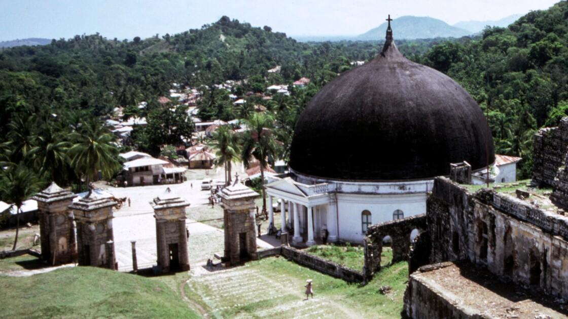 Haïti : une église royale classée au patrimoine mondial de l'Unesco détruite par un incendie