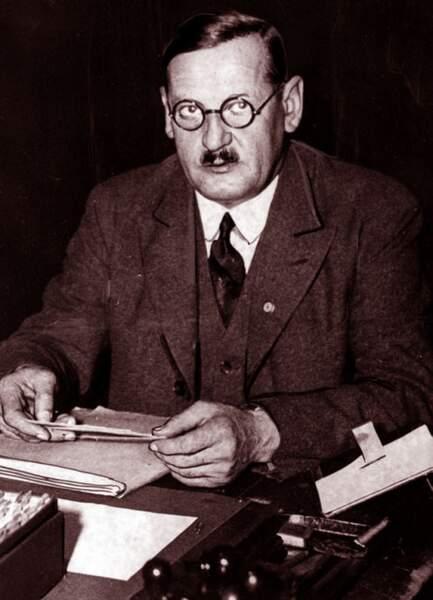 Anton Drexler, le fondateur déchu