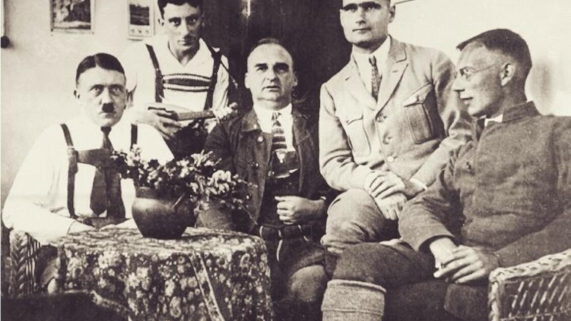 La folle échappée de Rudolf Hess, le « dauphin d'Hitler »