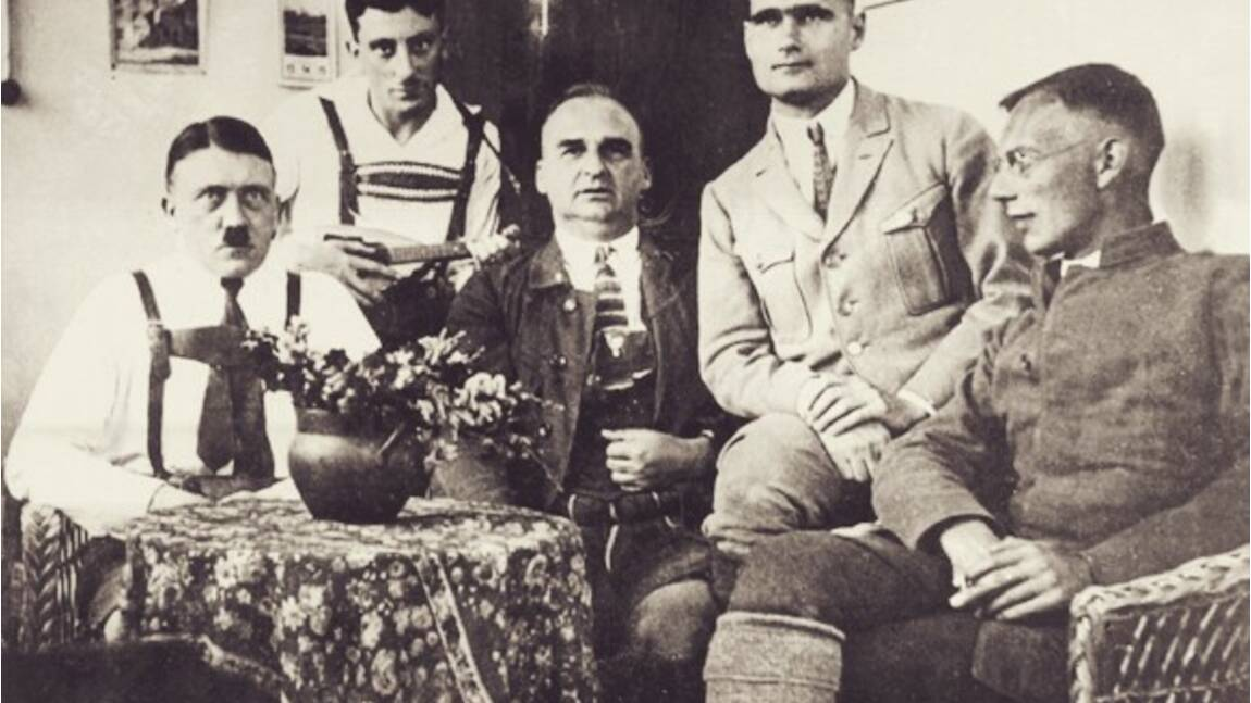 Rudolf Hess : la folle échappée du « dauphin d'Hitler »