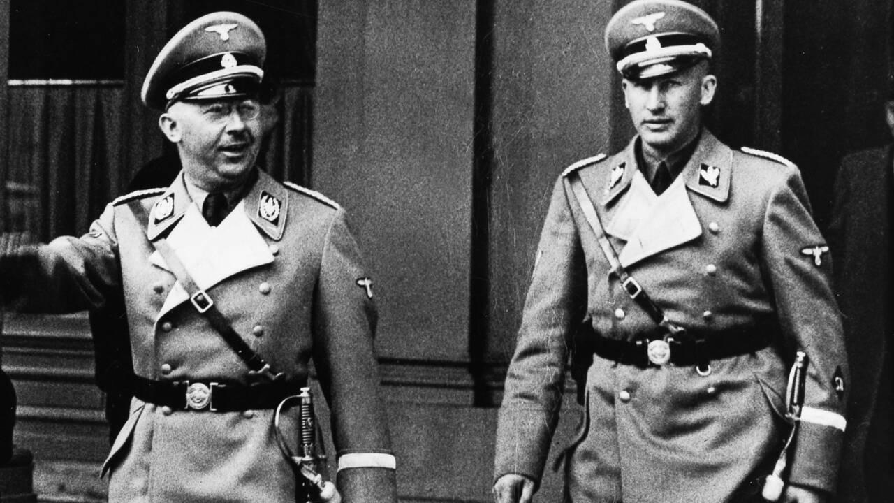 Heydrich et Himmler, les planificateurs de l'horreur nazie