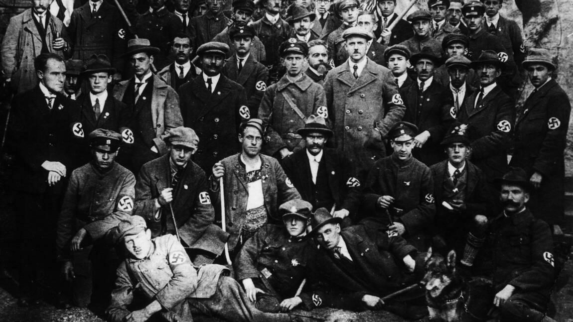 L'ascension d'Hitler en 20 dates clés de la défaite à l'aube du IIIe Reich