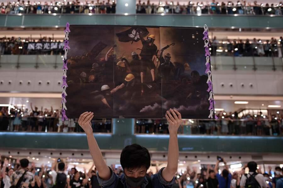 La révolte de Hong Kong