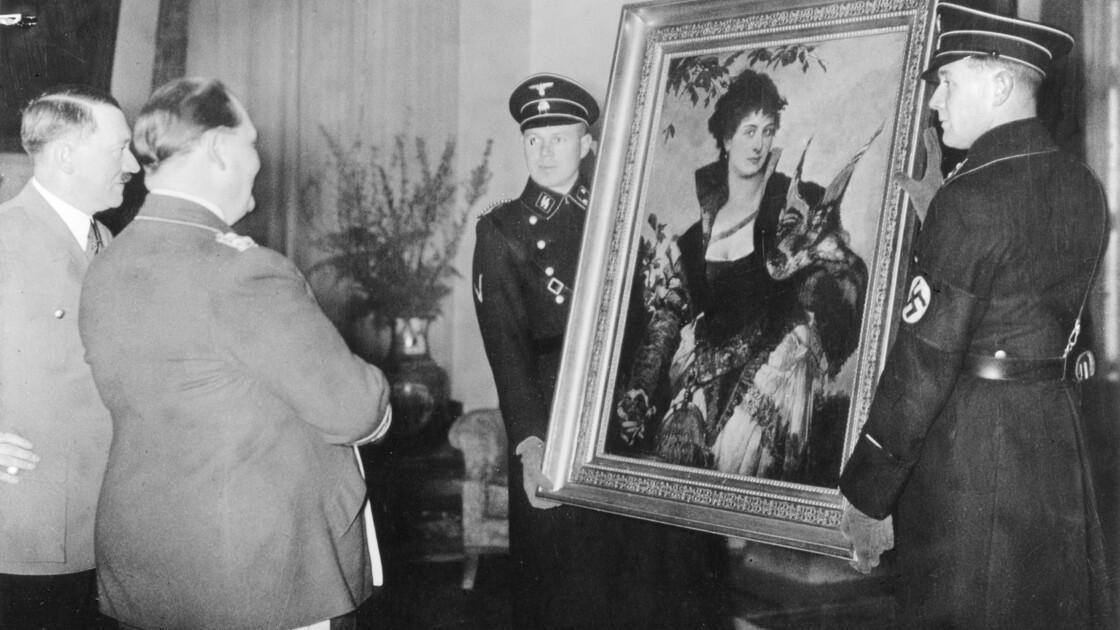 Qui était Hermann Göring, bras droit d'Hitler et pilleur d'art ?