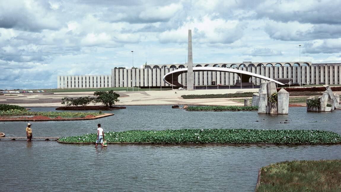 Il y a 60 ans, Brasilia devenait la capitale du Brésil
