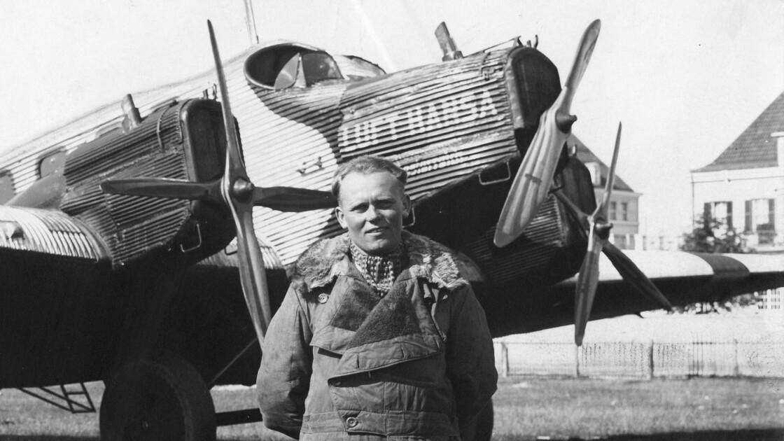 Dans l'intimité d'Hitler : le pilote Hans Baur, irréductible nazi