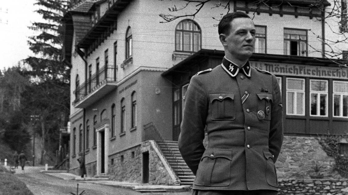 """""""Hitler donnait cette image de père bienveillant"""" : Rochus Misch, garde du corps du Führer"""