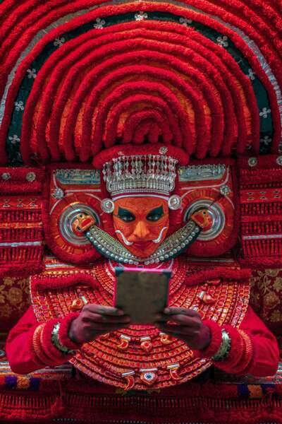 Les demi-dieux de Malabar