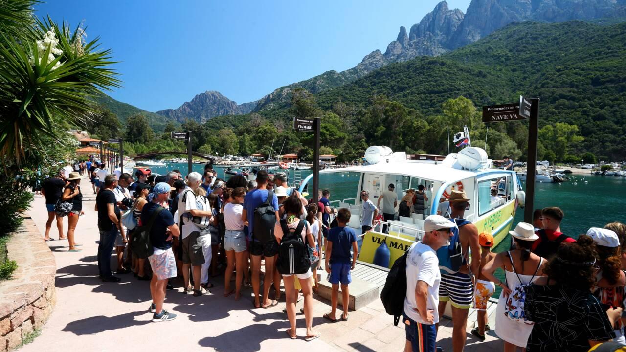 """Corse : la réserve de Scandola perd son diplôme européen """"espace protégé"""""""