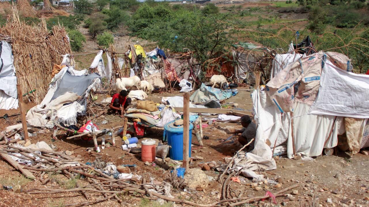Yémen: 7 morts dans des inondations, craintes du coronavirus