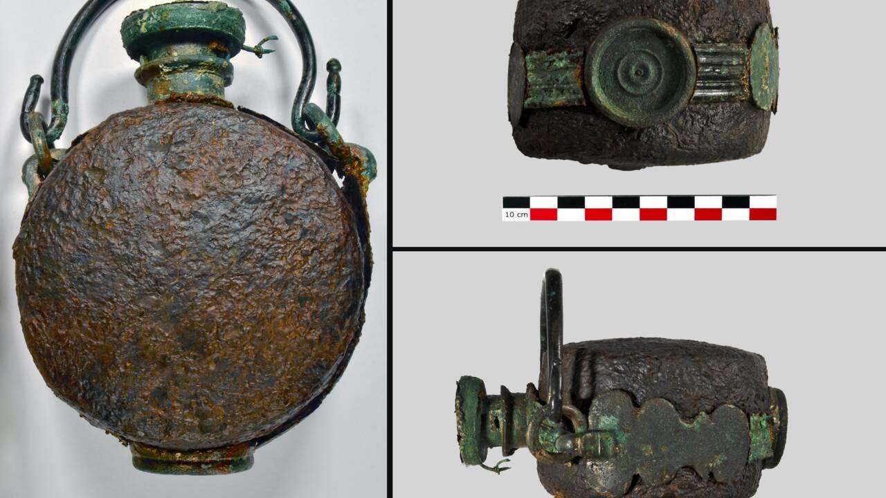 Des archéologues exhument les vestiges d'un sanctuaire antique en Haute-Savoie