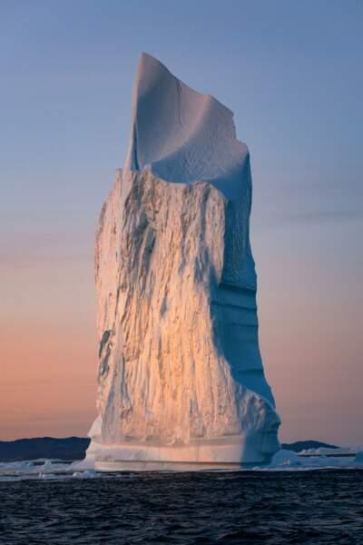 Tour iceberg