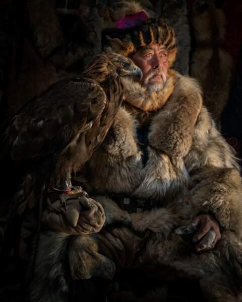 Le dernier chasseur à aigle