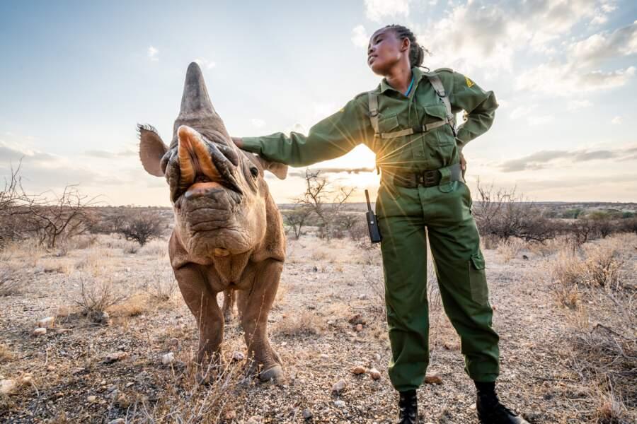 Ranger pour rhino