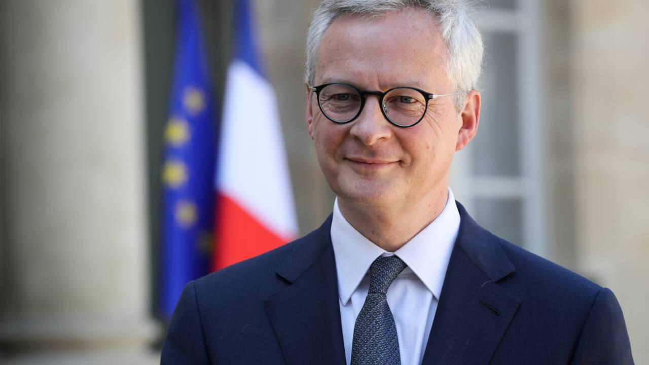 """Transition écologique : pas de """"chèque en blanc"""" accordé à Air France, selon Elisabeth Borne"""