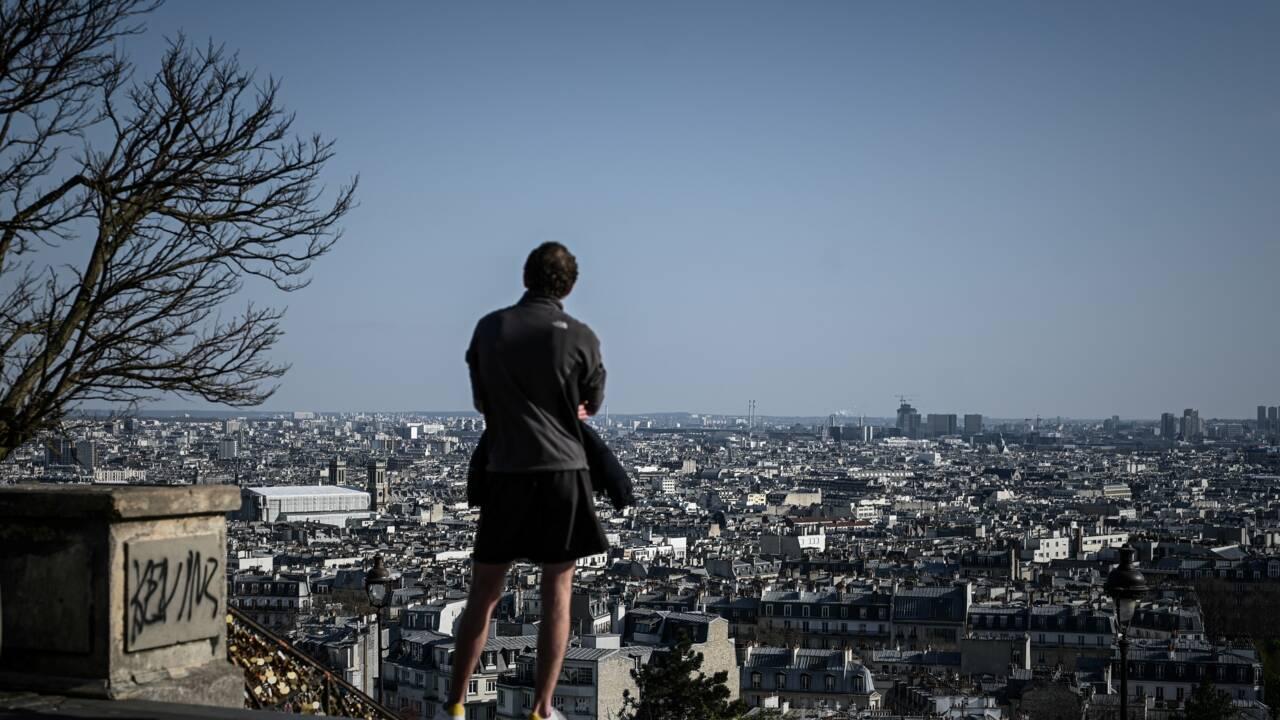 Confinement : combien de vies épargnées grâce à la baisse de la pollution de l'air ?