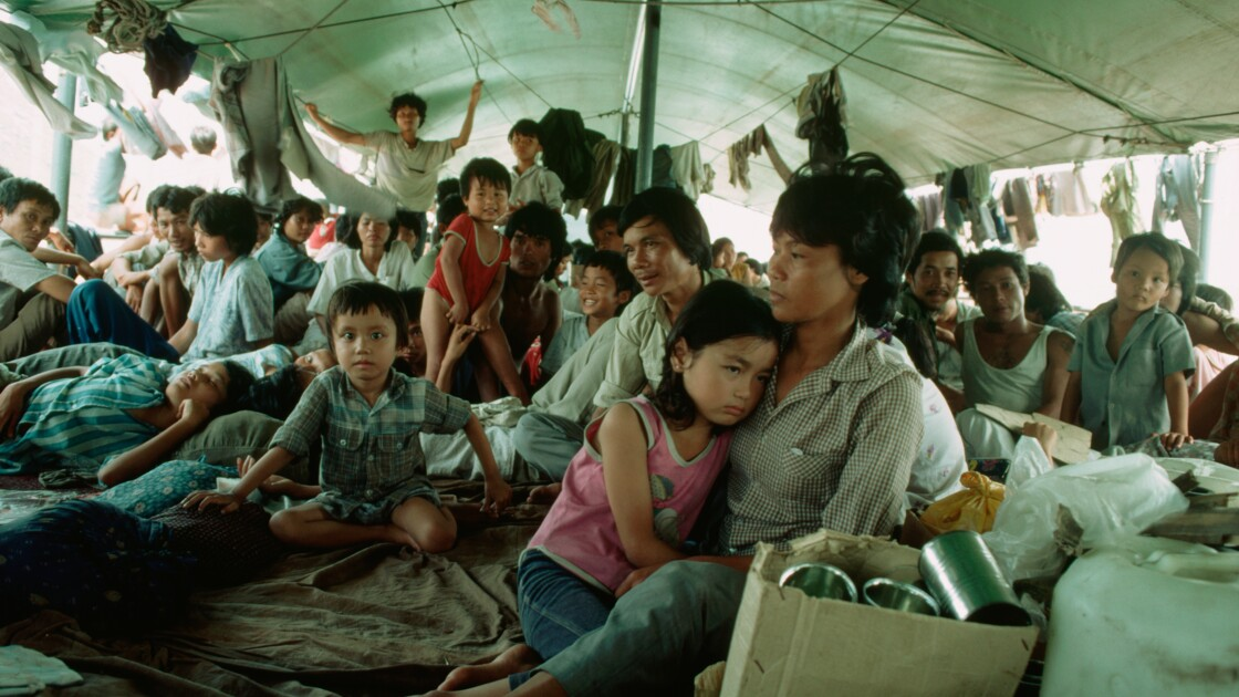 Le combat d'un boat-people vietnamien contre son expulsion, 30 ans après son arrivée à Hong Kong